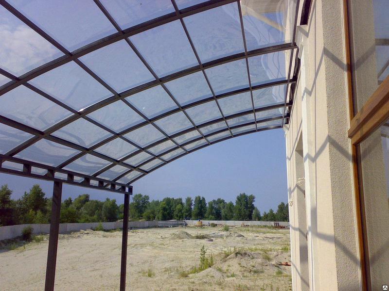 Решетки на окна, откатные ворота, навесы, металлоконструкции. - Фото 4