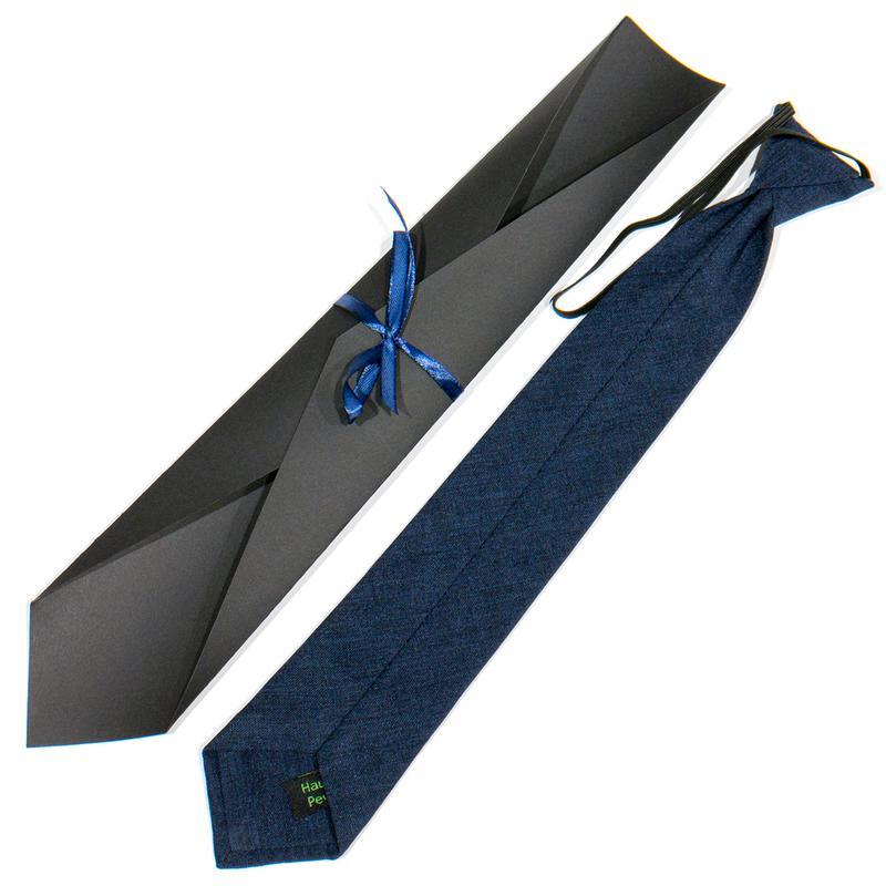 Підліткова вишита краватка №785 - Фото 4