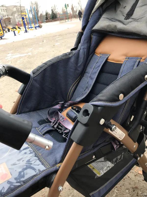 Детская прогулочная коляска - Фото 6