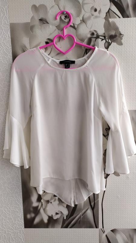 Шифоновая модная блузка