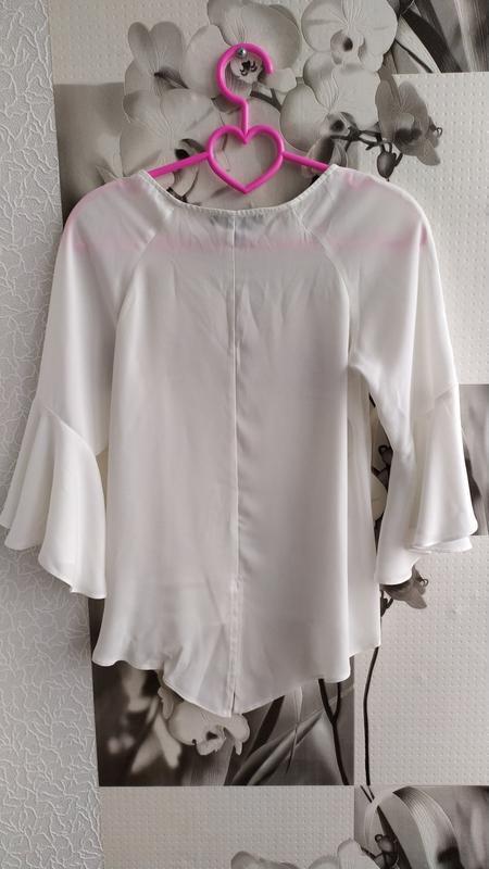 Шифоновая модная блузка - Фото 2