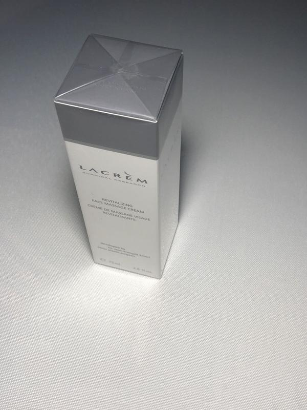 LACREM Восстанавливающий массажный крем-маска для лица - 75 ml - Фото 3