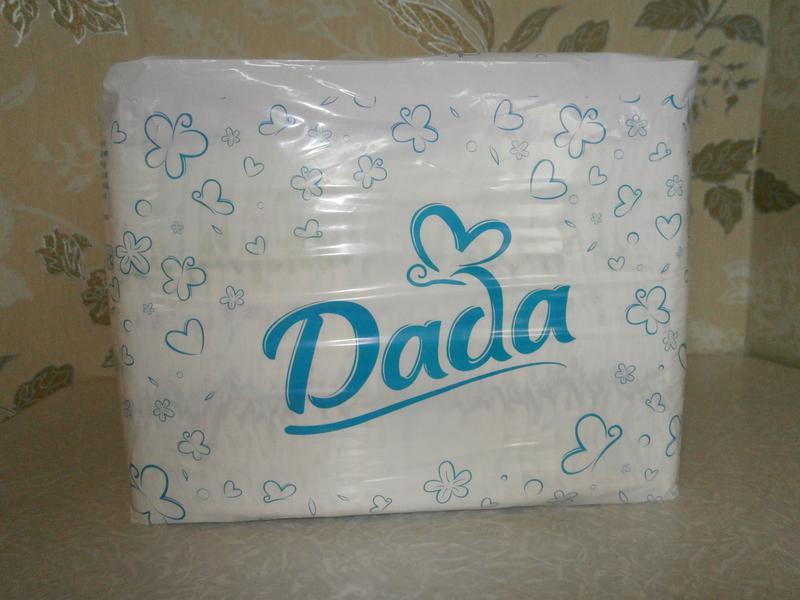 Памперсы Dada Extra Soft 4