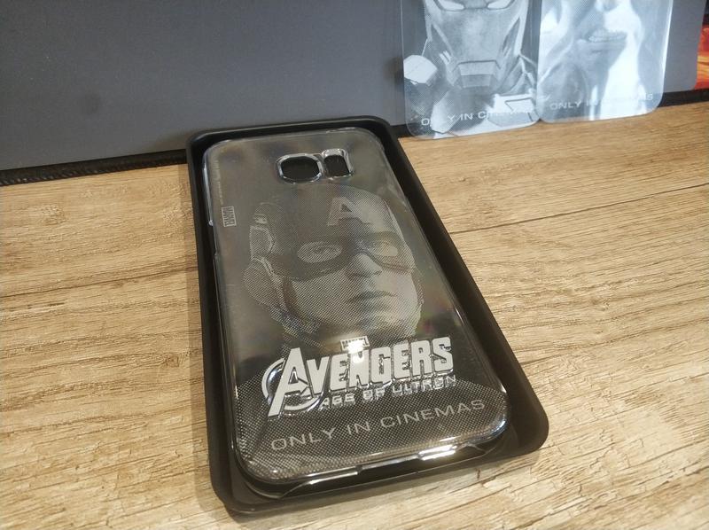 Marvel Samsung Galaxy S6 / S6 Edge Чохол Чехол Avengers Мстители - Фото 4
