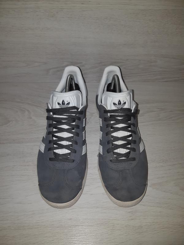 Кроссовки кеды adidas gazelle оригинал - Фото 4