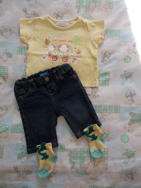 Стильный костюм hema-early days для крохи
