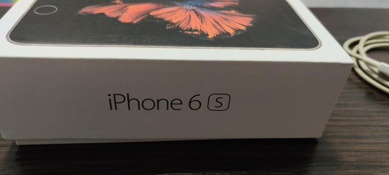 IPhone 6s 32gb Neverlock - Фото 2