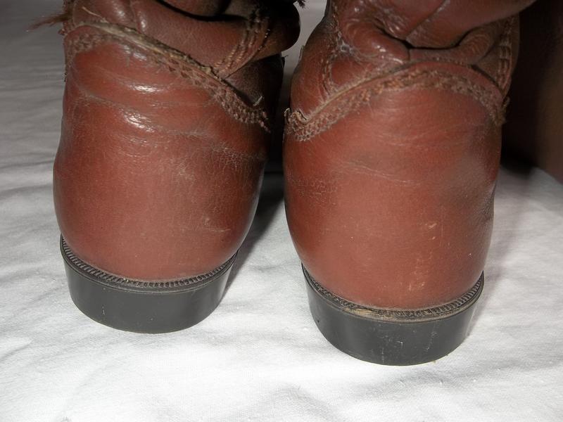 Добротные деми сапожки натур. кожа - Фото 5