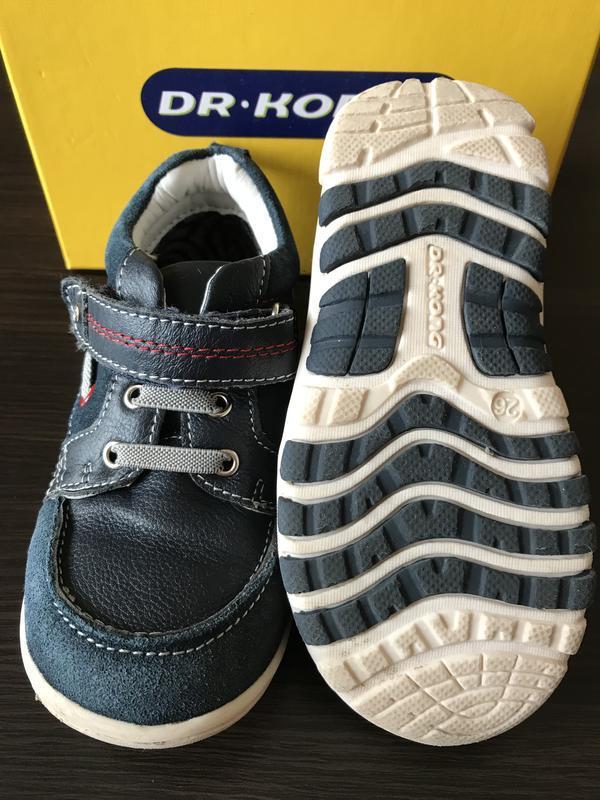Черевички, ботинки dr. kong - Фото 2