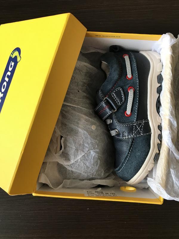 Черевички, ботинки dr. kong - Фото 5