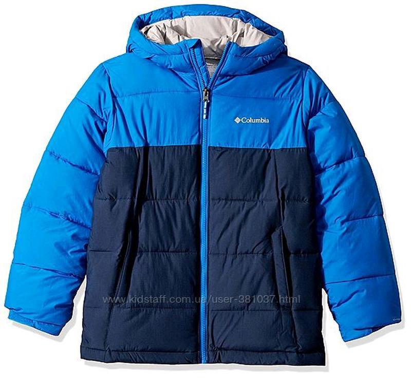 Куртка зимняя columbia pike lake jacket. размер s. оригинал