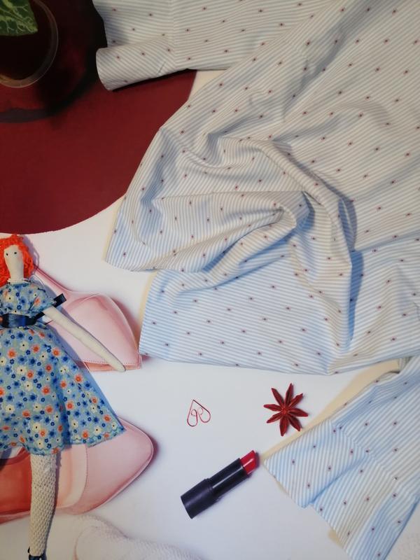 Модная блуза falmer heritage, хлопок, размер 20 - Фото 6