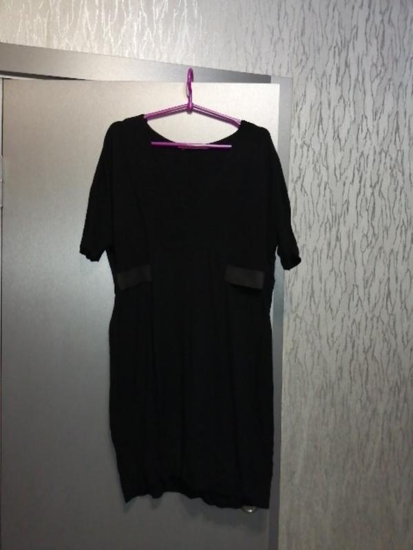 Модное платье из чистой вискозы