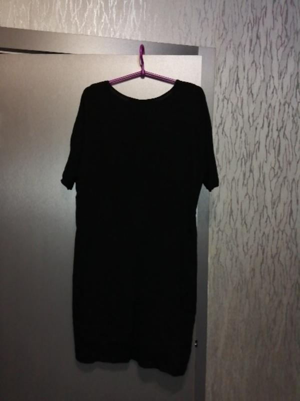 Модное платье из чистой вискозы - Фото 5