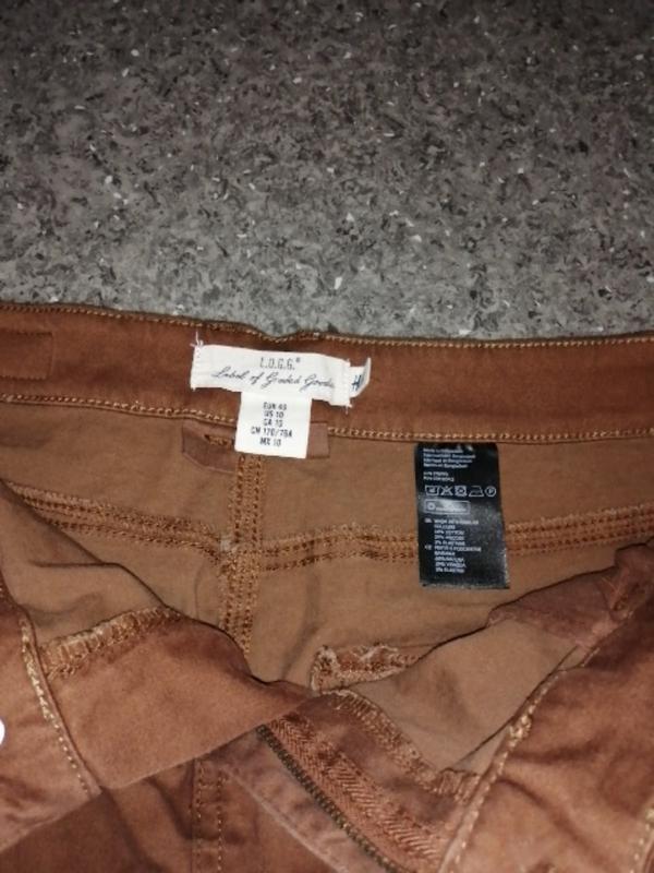 Крутая фирменная юбка - Фото 2