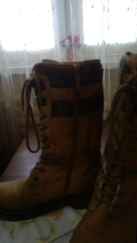 Женские зимние ботинки. - Фото 7