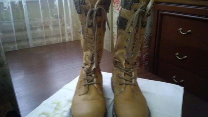 Женские зимние ботинки. - Фото 8