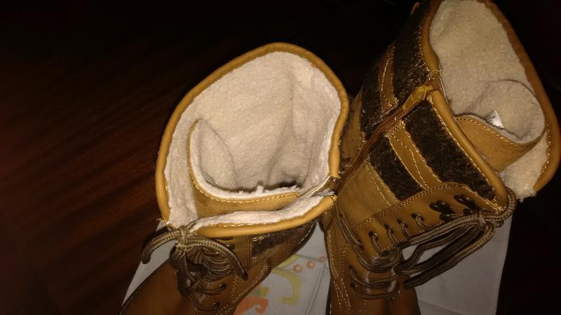 Женские зимние ботинки. - Фото 5