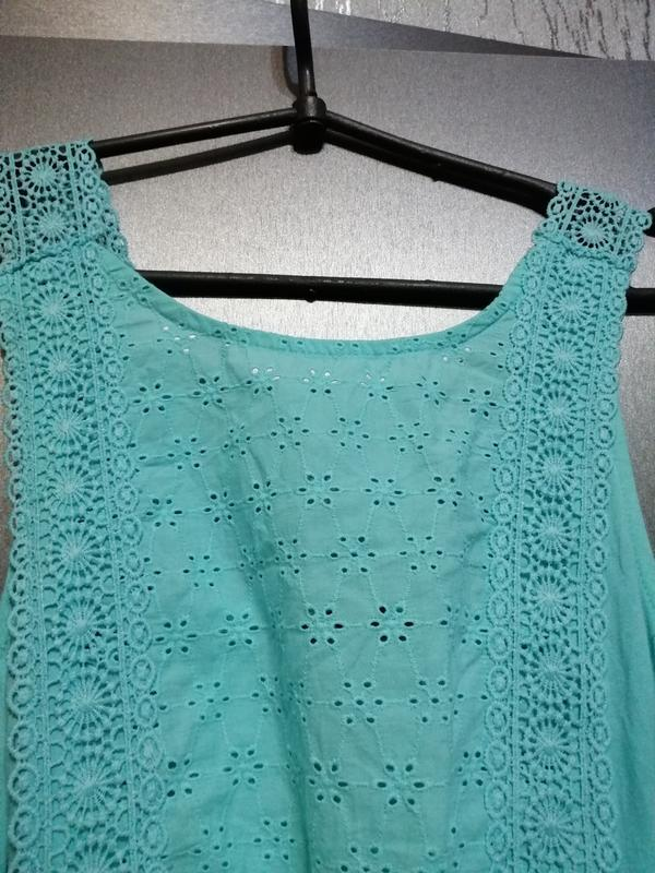 Новая ночная рубашка индия - Фото 3