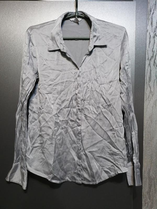 Шелковая рубашка - Фото 2