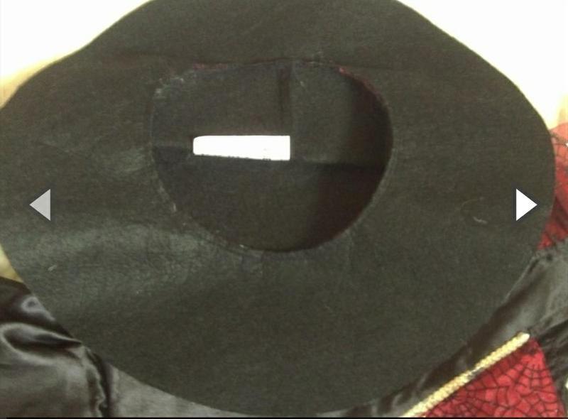 Платье костюм для костюмированной вечеринки черное ведьмы - Фото 4
