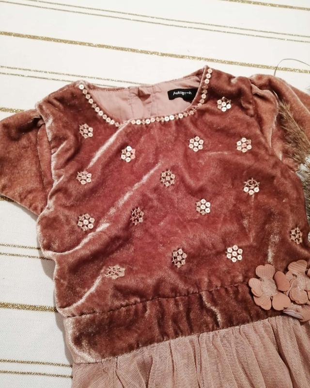 Шикарне плаття для дівчинки - Фото 2