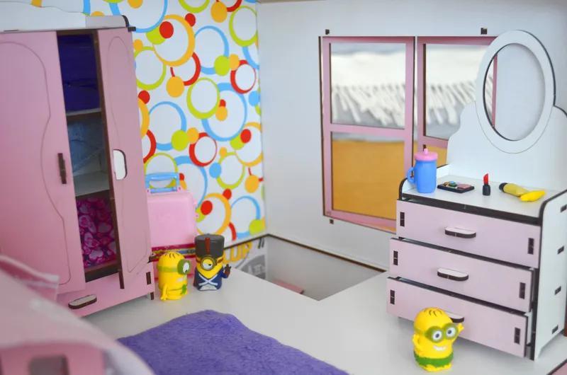 Кукольный домик Волшебный Коттедж БАРБИ - Фото 7