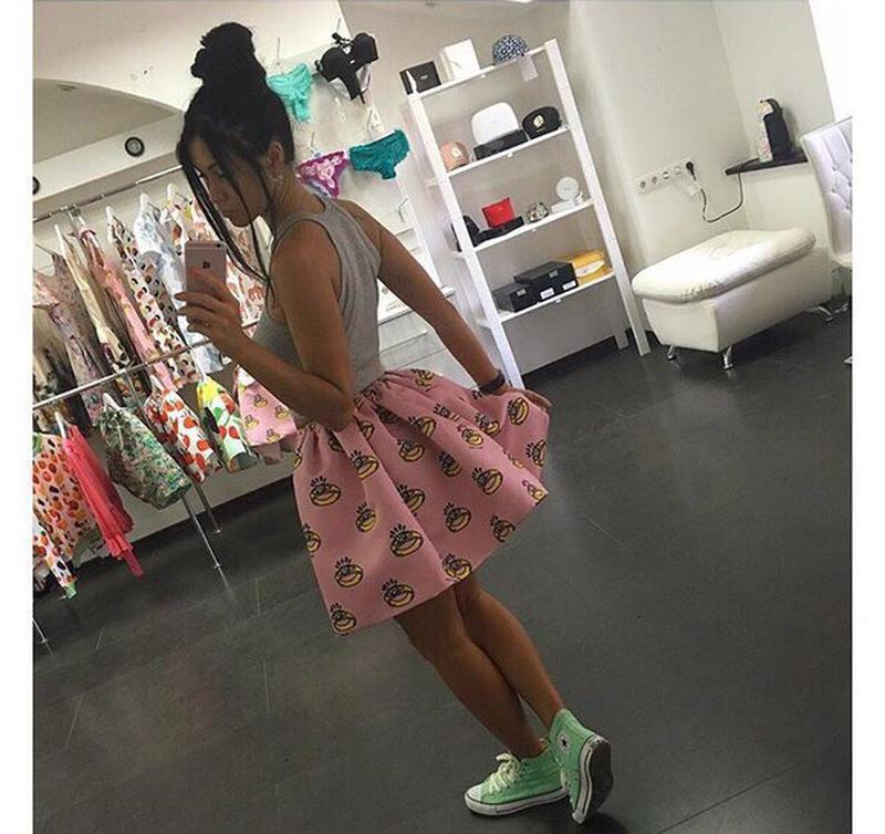 Трендовая пышная юбка 💍 - Фото 2