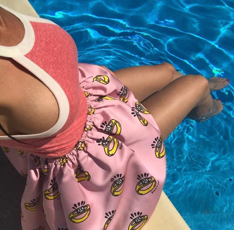 Трендовая пышная юбка 💍 - Фото 3