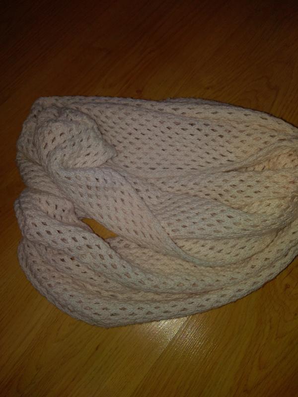 Актуальный снуд, хомут, шарф - Фото 3