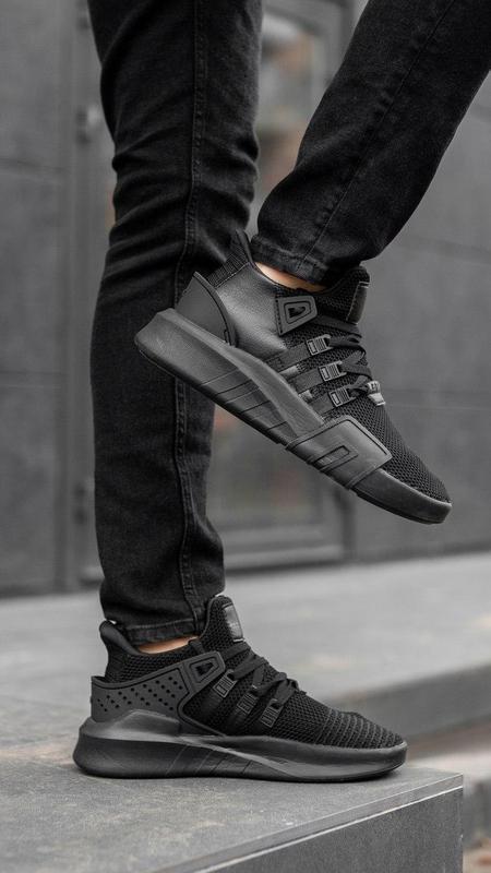 Шикарные мужские кроссовки adidas equipment 😍 (весна/ лето/ ос... - Фото 2