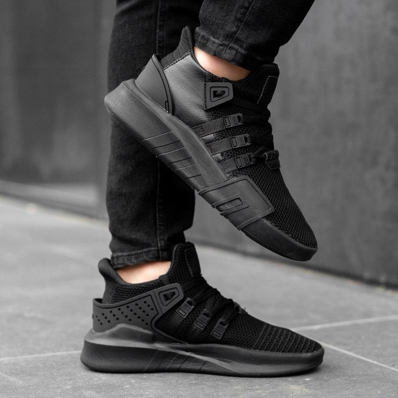 Шикарные мужские кроссовки adidas equipment 😍 (весна/ лето/ ос... - Фото 4