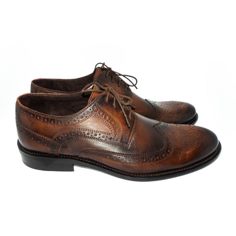 Мужские туфли calif - Фото 2