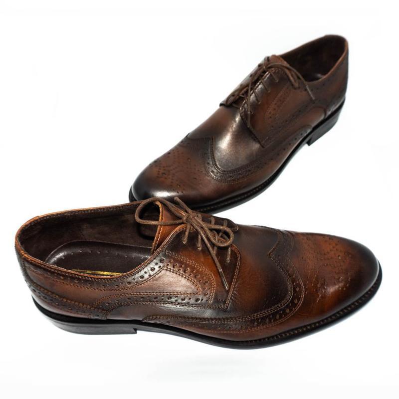 Мужские туфли calif - Фото 4