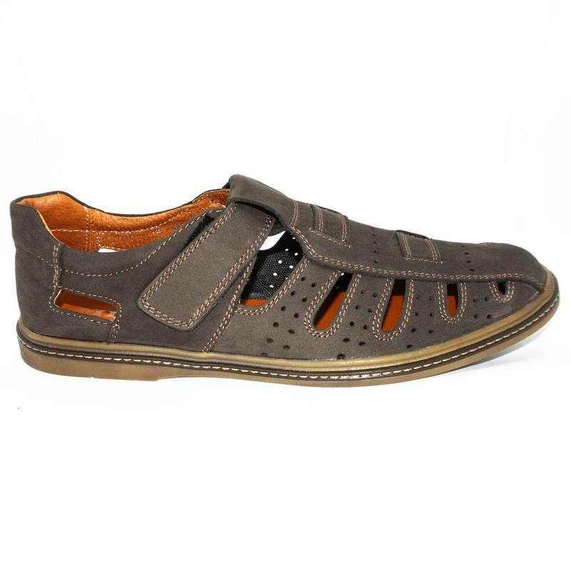 Мужские сандалии mida - Фото 2