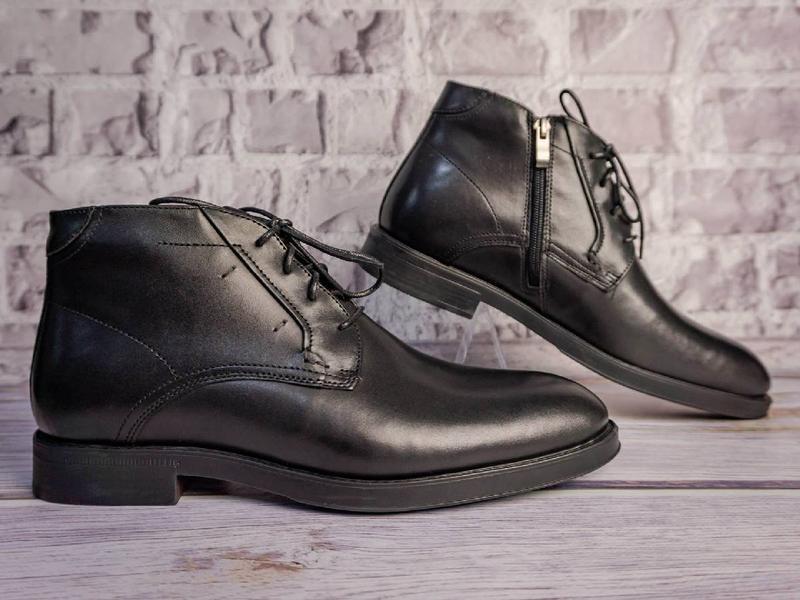 Польские классические ботинки