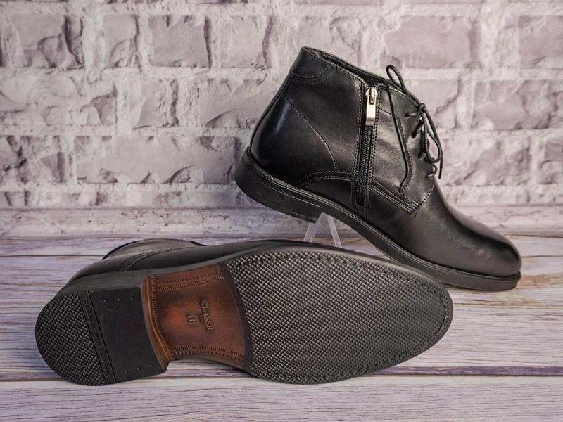 Польские классические ботинки - Фото 2