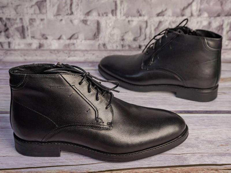 Польские классические ботинки - Фото 3