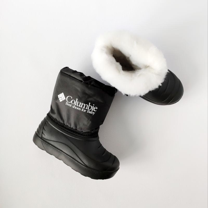 Зимние непромокаемые сноубутсы - дутики из пены эва, на меху - Фото 2