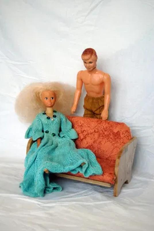 Набор кукольной мебели. Мебель для барби. - Фото 3