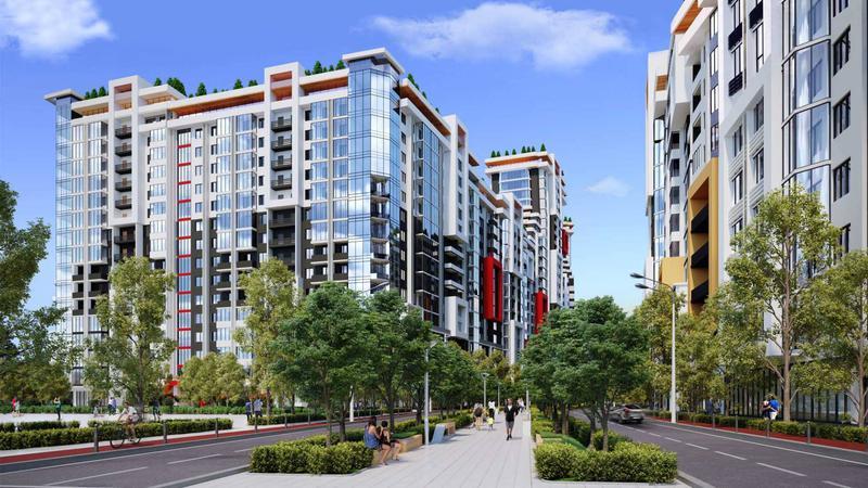 Двухкомнатная квартира в новом жилом комплексе Таировские Сады - Фото 3