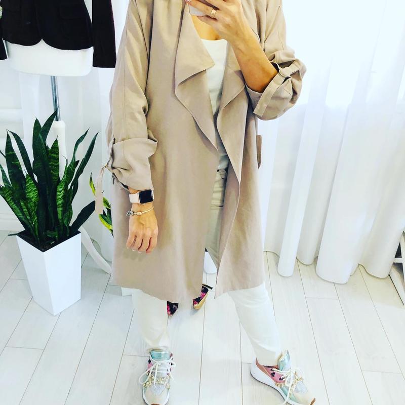 Невероятно стильное пальто кардиган кокон new look