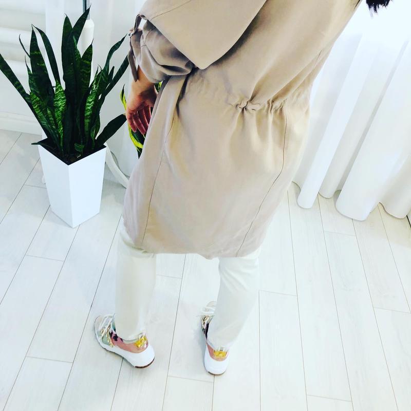 Невероятно стильное пальто кардиган кокон new look - Фото 3