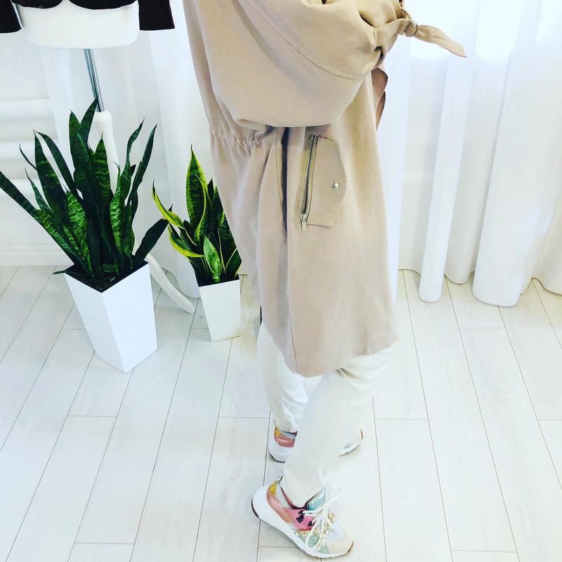 Невероятно стильное пальто кардиган кокон new look - Фото 4