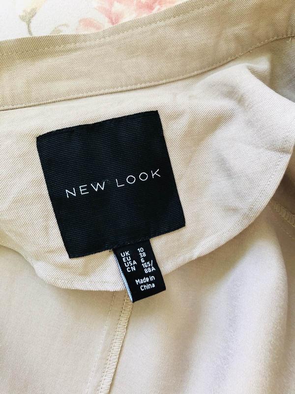 Невероятно стильное пальто кардиган кокон new look - Фото 8