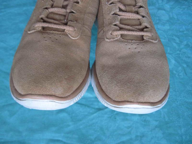 Skechers flex appeal (39) замшевые кроссовки женские оригинал - Фото 5