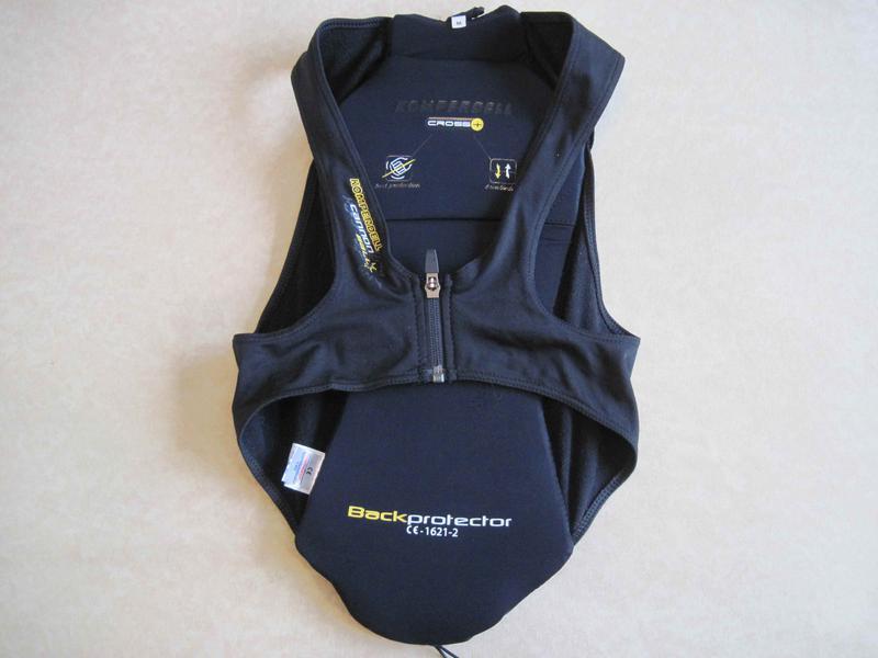 Защита спины/жилет Komperdell, размер M, детская - Фото 3