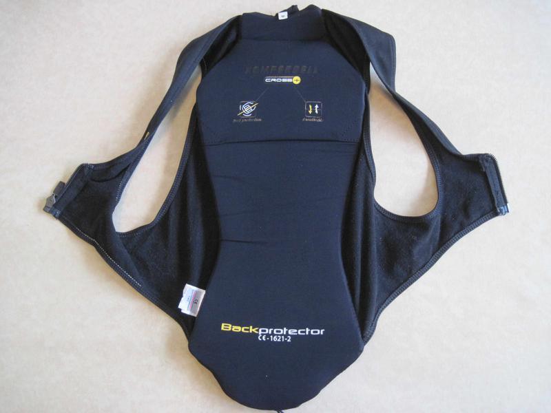 Защита спины/жилет Komperdell, размер M, детская - Фото 2