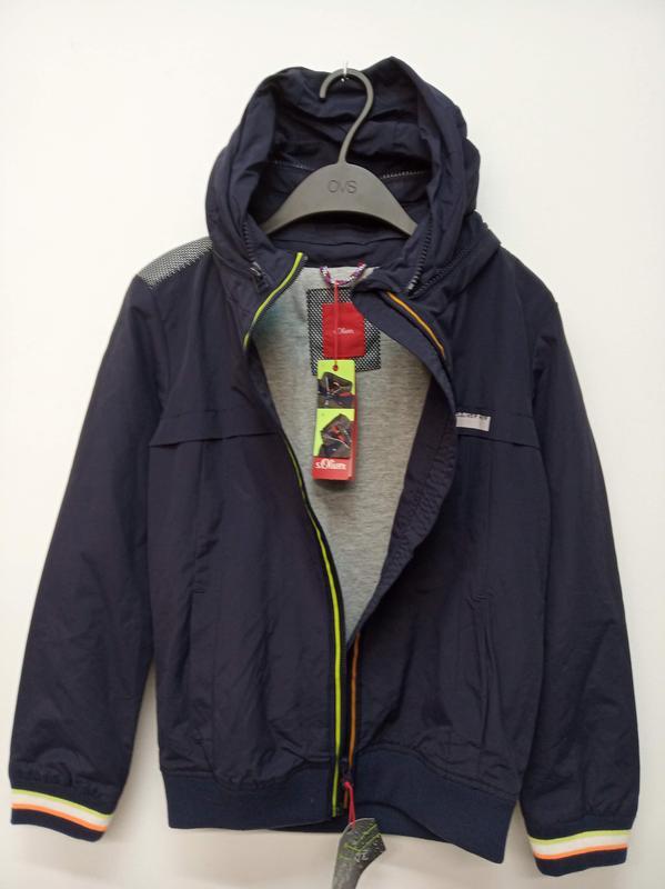 Водонепроницаемая детская куртка - Фото 4