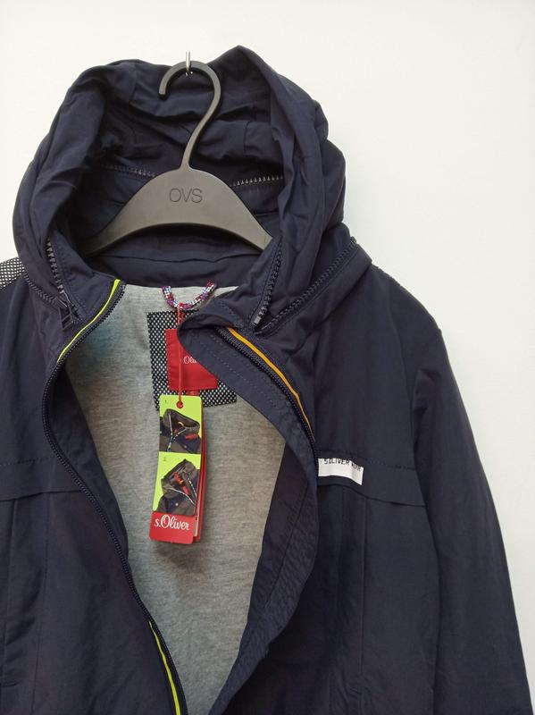 Водонепроницаемая детская куртка - Фото 6
